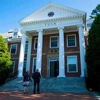 Dartmouth Tuck MBA Application Deadlines